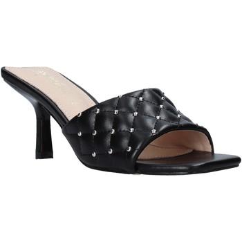 Čevlji  Ženske Natikači Gold&gold A21 GP22 Črna