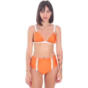 Oblačila Ženske Dvodelne kopalke Me Fui M20-0314AR Oranžna