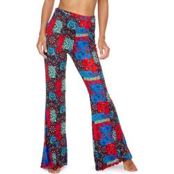 Oblačila Ženske Lahkotne hlače & Harem hlače Me Fui M20-0363X1 Rdeča