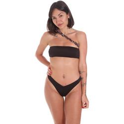 Oblačila Ženske Dvodelne kopalke Me Fui M20-0405NR Črna