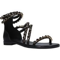 Čevlji  Ženske Sandali & Odprti čevlji Gold&gold A21 GJ566 Črna