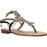 Čevlji  Ženske Sandali & Odprti čevlji Gold&gold A21 GL621 Črna