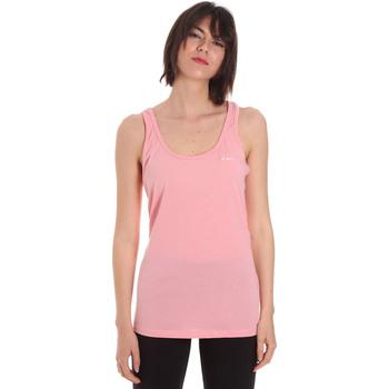 Oblačila Ženske Majice brez rokavov Diadora 102175885 Roza