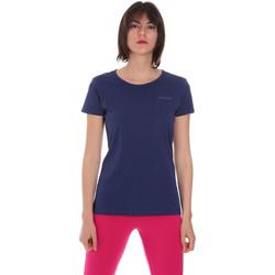 Oblačila Ženske Majice s kratkimi rokavi Diadora 102175886 Modra