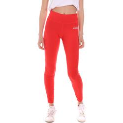 Oblačila Ženske Pajkice Diadora 102175702 Rdeča