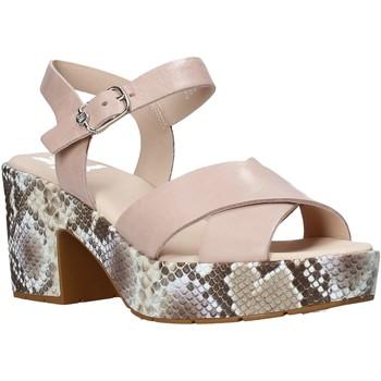 Čevlji  Ženske Sandali & Odprti čevlji CallagHan 28800 Roza