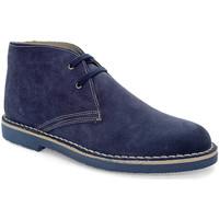 Čevlji  Moški Polškornji Lumberjack SM13003 002EU A14 Modra