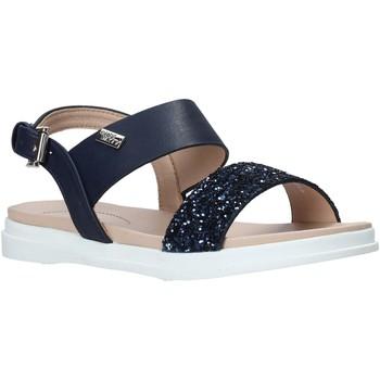 Čevlji  Deklice Sandali & Odprti čevlji Miss Sixty S21-S00MS963 Modra
