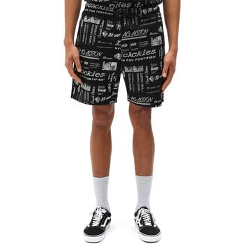 Oblačila Moški Kratke hlače & Bermuda Dickies DK0A4XCGBLK1 Črna
