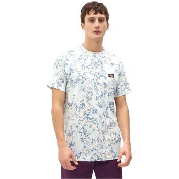 Oblačila Moški Majice s kratkimi rokavi Dickies DK0A4X9PB551 Modra