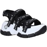 Čevlji  Ženske Športni sandali Onyx S21-S00OX020 Črna