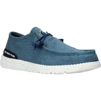 Čevlji  Moški Slips on U.s. Golf S21-S00US324 Modra