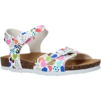 Čevlji  Deklice Sandali & Odprti čevlji Bionatura 22B 1005 Modra