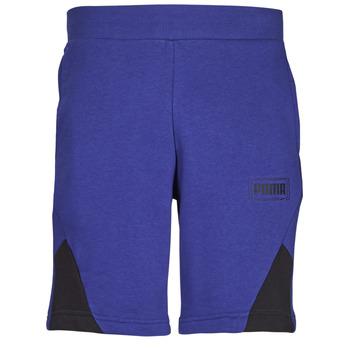 Oblačila Moški Kratke hlače & Bermuda Puma RBL SHORTS Modra