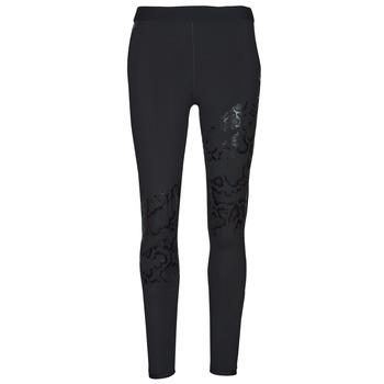 Oblačila Ženske Pajkice Puma UNTAMED PRINT TIGHT Črna