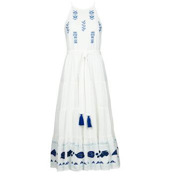 Oblačila Ženske Dolge obleke Desigual MEMPHIS Večbarvna