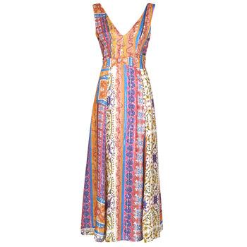 Oblačila Ženske Dolge obleke Desigual SONIA Večbarvna