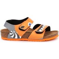 Čevlji  Otroci Sandali & Odprti čevlji Birkenstock Palu Kids BS Oranžna