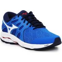 Čevlji  Moški Nizke superge Mizuno Wave Equate 4 Modra