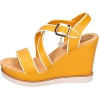 Čevlji  Ženske Sandali & Odprti čevlji Enrico Coveri BH347 Rumena