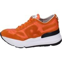 Čevlji  Ženske Nizke superge Rucoline BH360 Oranžna