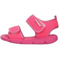 Čevlji  Deklice Sandali & Odprti čevlji Superga S63S825 FUCHSIA