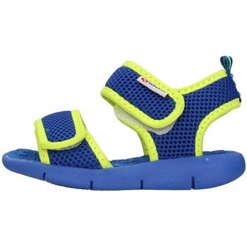 Čevlji  Dečki Sandali & Odprti čevlji Superga S63S824 BLUE