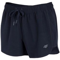 Oblačila Ženske Kratke hlače & Bermuda 4F SKDT001 Črna