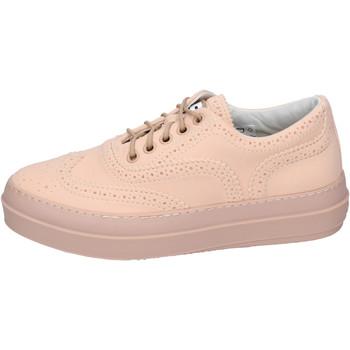 Čevlji  Ženske Čevlji Derby & Čevlji Richelieu Rucoline BH363 Rožnata
