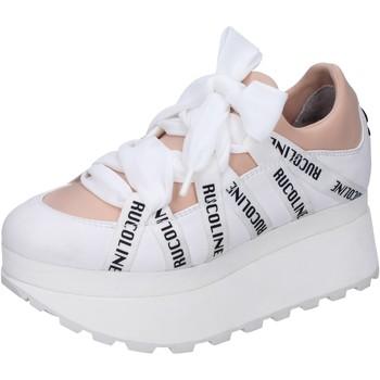 Čevlji  Ženske Nizke superge Rucoline BH373 Rožnata