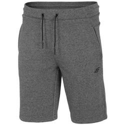 Oblačila Moški Kratke hlače & Bermuda 4F SKMD014 Siva