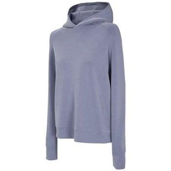 Oblačila Ženske Puloverji 4F BLD017 Vijolična