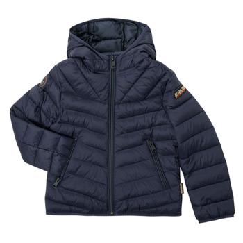 Oblačila Dečki Puhovke Napapijri AERONS Modra