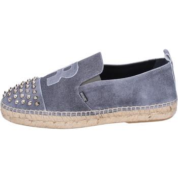 Čevlji  Moški Espadrile Rucoline BH381 Siva