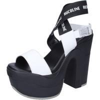 Čevlji  Ženske Sandali & Odprti čevlji Rucoline BH385 Bela