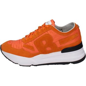 Čevlji  Moški Nizke superge Rucoline BH388 Oranžna