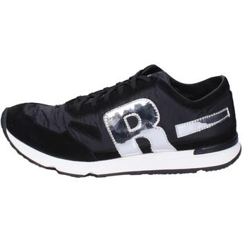 Čevlji  Moški Nizke superge Rucoline BH395 Črna