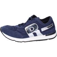 Čevlji  Moški Nizke superge Rucoline BH396 Modra