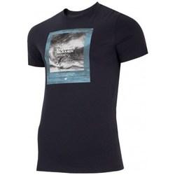 Oblačila Moški Majice s kratkimi rokavi 4F TSM028