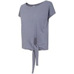 Oblačila Ženske Majice s kratkimi rokavi 4F H4L21 TSD023 Vijolična