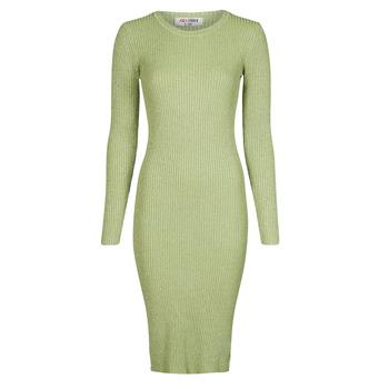 Oblačila Ženske Dolge obleke Yurban PAUWEL Zelena