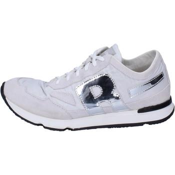 Čevlji  Moški Nizke superge Rucoline BH399 Bela