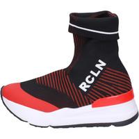 Čevlji  Ženske Gležnjarji Rucoline BH411 Črna