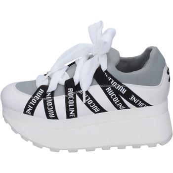 Čevlji  Ženske Slips on Rucoline BH412 Bela