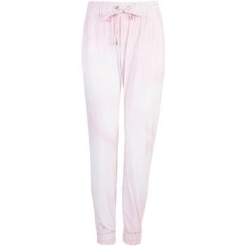 Oblačila Ženske Spodnji deli trenirke  Pinko  Rožnata