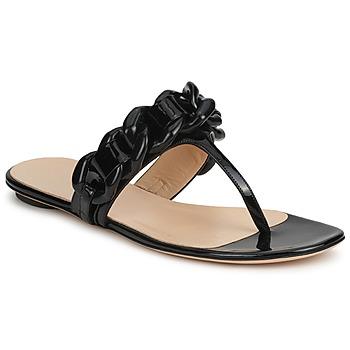 Čevlji  Ženske Japonke Versus by Versace FSD364C Črna