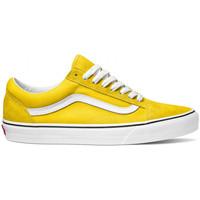Čevlji  Moški Skate čevlji Vans Old skool Rumena