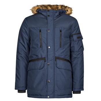 Oblačila Moški Parke Jack & Jones JJEGLOBE Modra