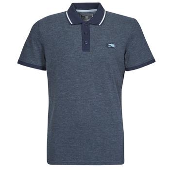 Oblačila Moški Polo majice kratki rokavi Jack & Jones JCOCHARMING Modra