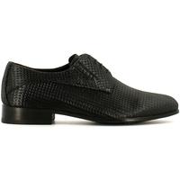 Čevlji  Moški Čevlji Derby Rogers B4 Črna